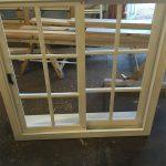 oak sash windows