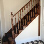 bullnose stairs