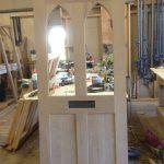oak gothic window 9