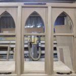 oak gothic window 4