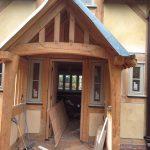 green oak porches