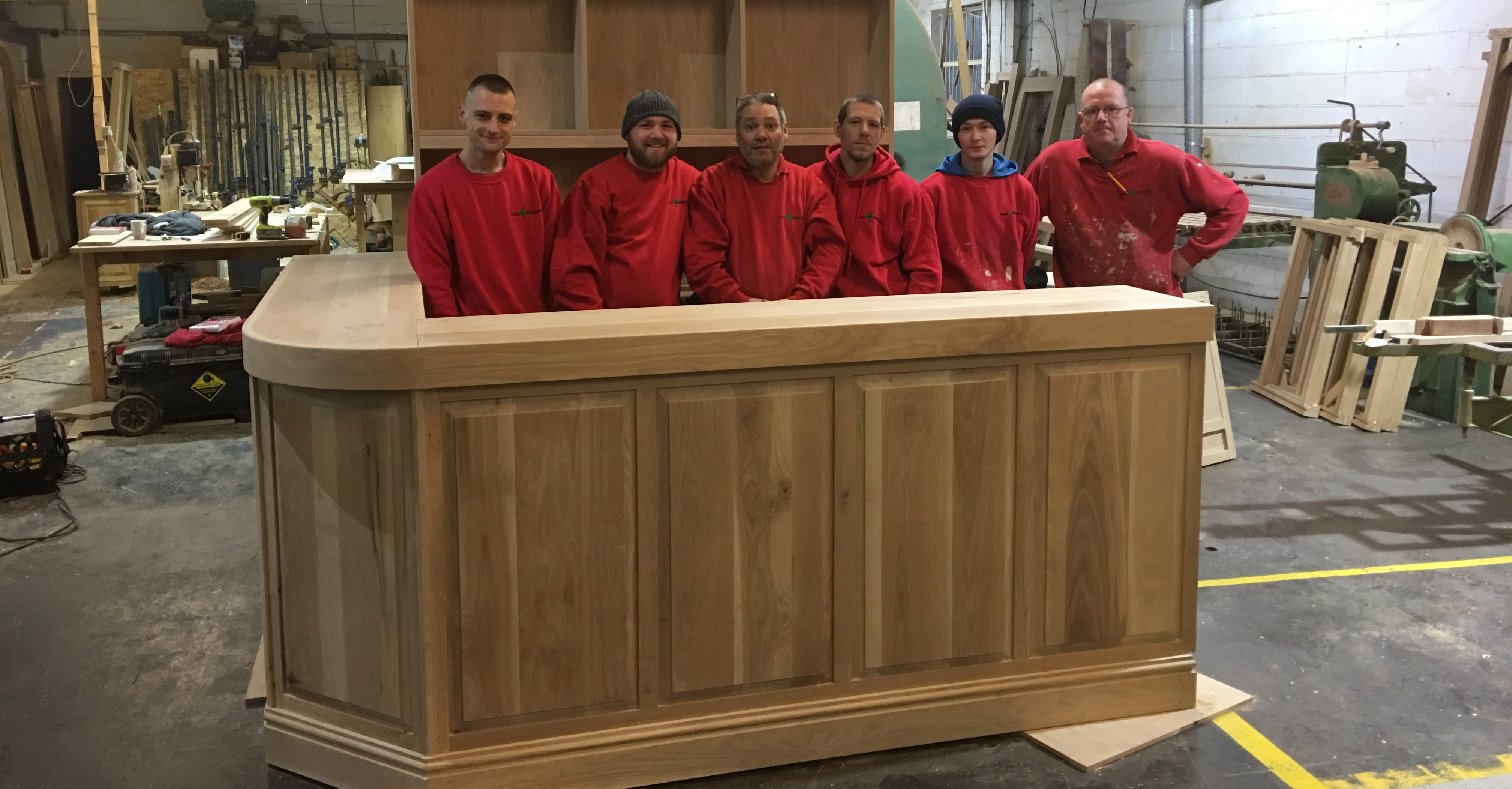 oak joinery specialists