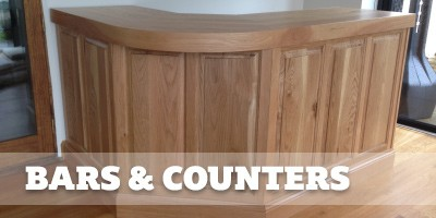 bespoke joinery barsandcounters