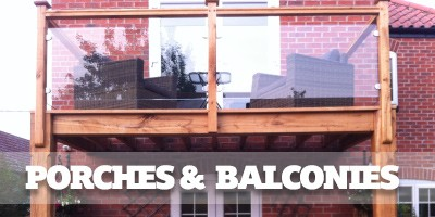 bespoke joinery porches