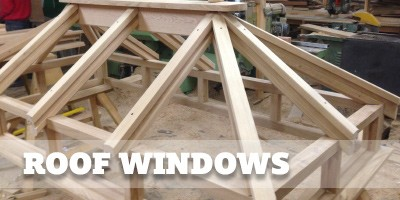 bespoke joinery rooflanterns