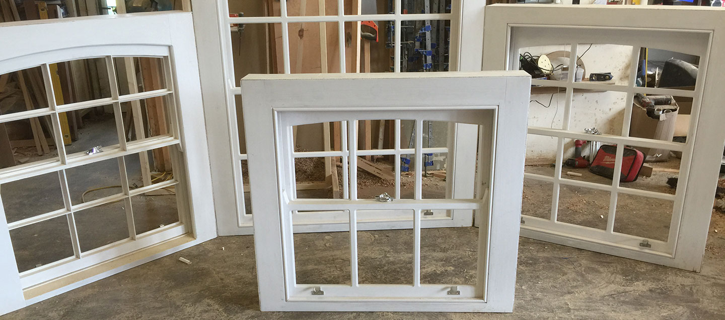 box sash windows