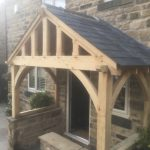 Green Oak Porch Designs - The Oak Workshop